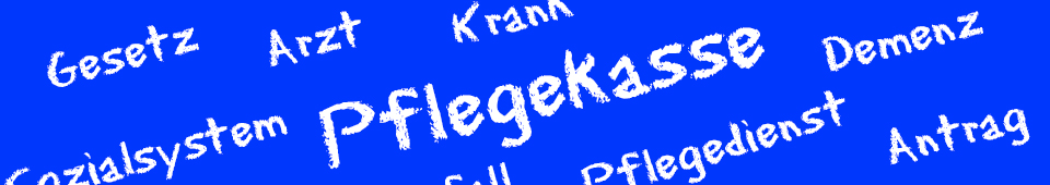 Banner Pflegeinformationen